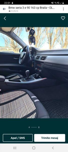 BMW seria 3 E90 -5