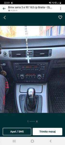 BMW seria 3 E90 -8