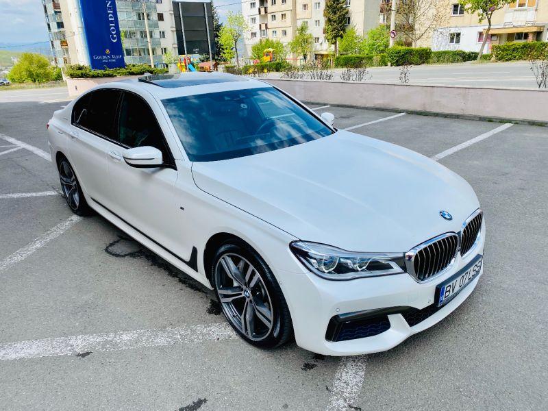 BMW Seria 7 730 diesel 2016 plus BONUS 10.000 euro de la Lorand Soares-2