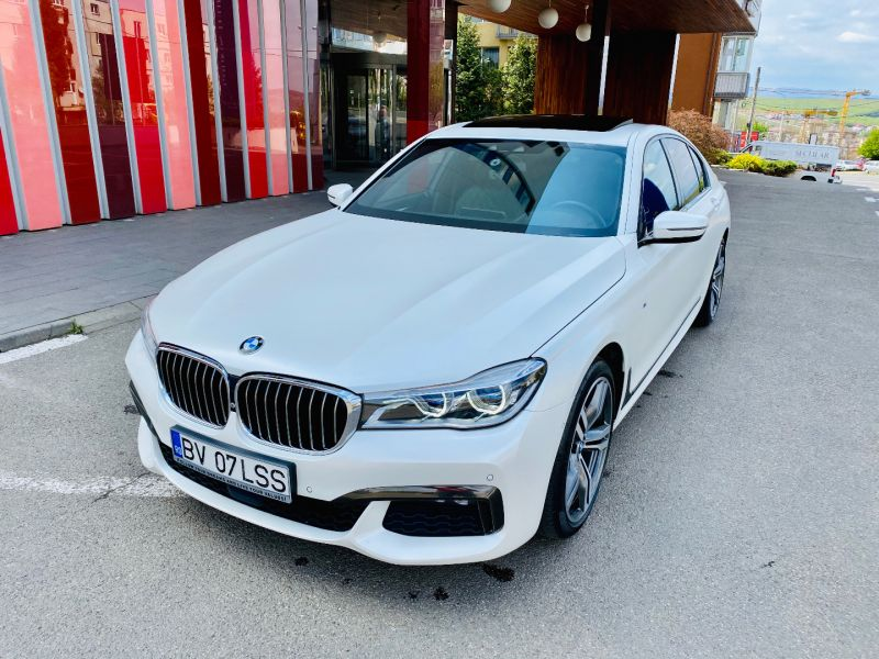 BMW Seria 7 730 diesel 2016 plus BONUS 10.000 euro de la Lorand Soares-3