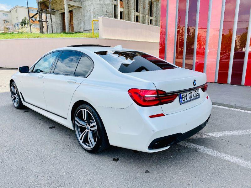 BMW Seria 7 730 diesel 2016 plus BONUS 10.000 euro de la Lorand Soares-5