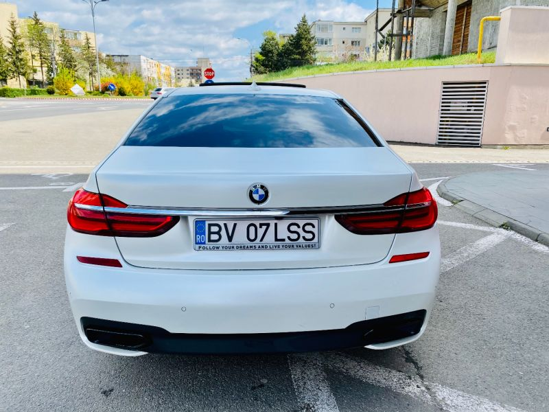 BMW Seria 7 730 diesel 2016 plus BONUS 10.000 euro de la Lorand Soares-6