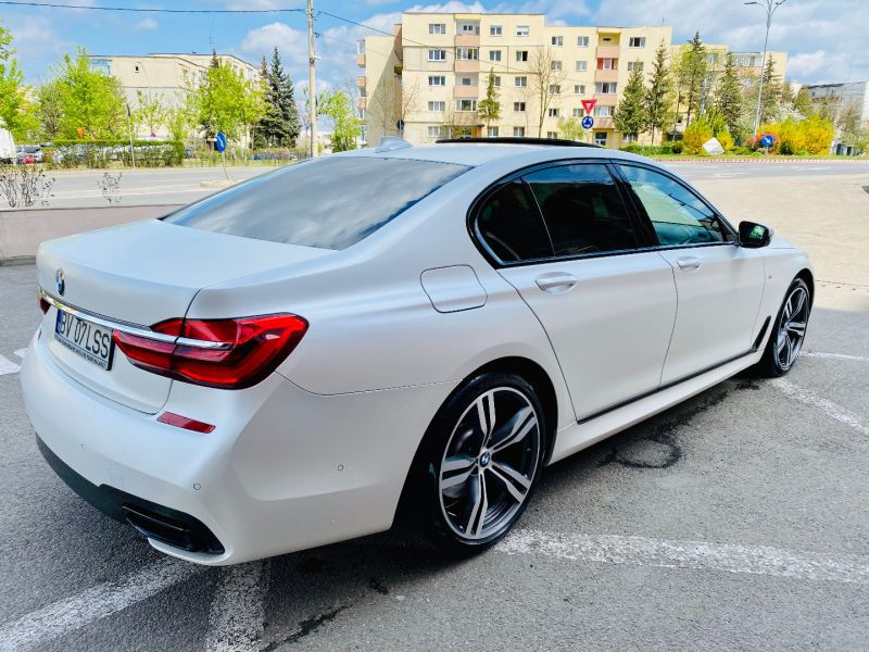 BMW Seria 7 730 diesel 2016 plus BONUS 10.000 euro de la Lorand Soares-7