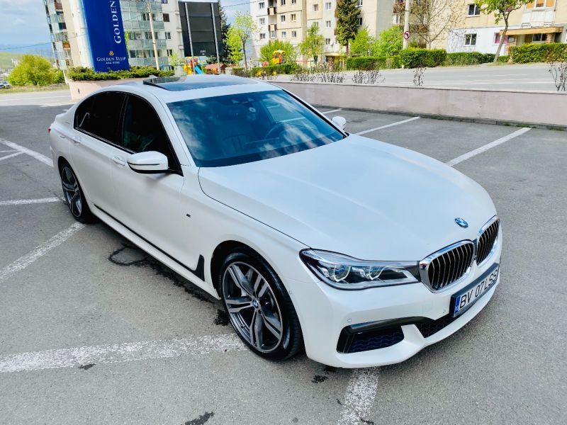 BMW Seria 7 730 diesel 2016 plus BONUS 10.000 euro de la Lorand Soares-9