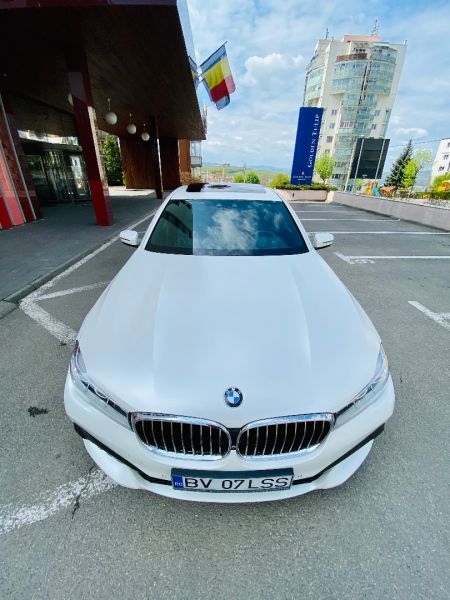BMW Seria 7 730 diesel 2016 plus BONUS 10.000 euro de la Lorand Soares-11