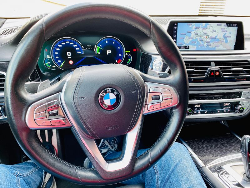 BMW Seria 7 730 diesel 2016 plus BONUS 10.000 euro de la Lorand Soares-13