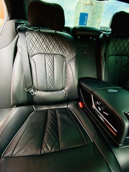 BMW Seria 7 730 diesel 2016 plus BONUS 10.000 euro de la Lorand Soares-32