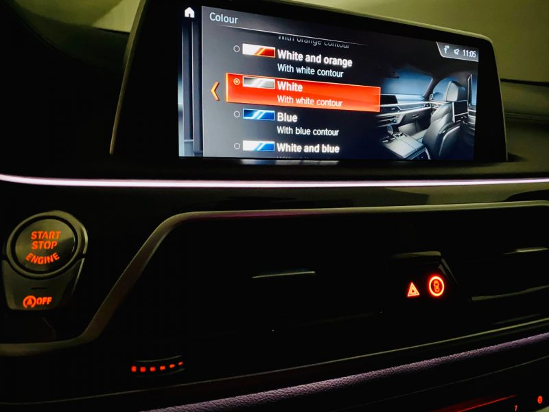 BMW Seria 7 730 diesel 2016 plus BONUS 10.000 euro de la Lorand Soares-36
