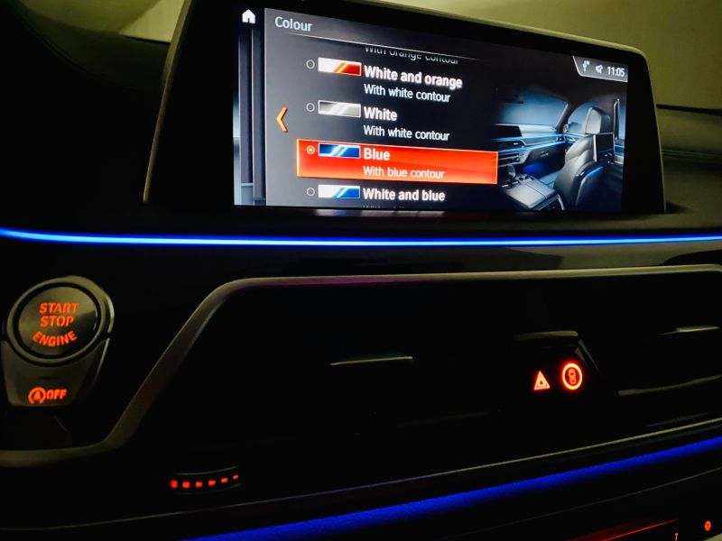 BMW Seria 7 730 diesel 2016 plus BONUS 10.000 euro de la Lorand Soares-39