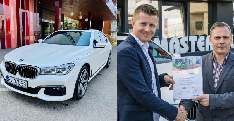 BMW Seria 7 730 diesel 2016 plus BONUS 10.000 euro de la Lorand Soares-1
