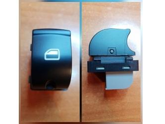 Buton geam pasager 4 pini AUDI Q7 06-09