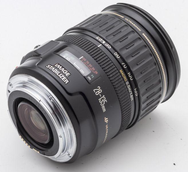 Canon EOS 5D Classic Camera-28-135mm lentile cu ultrasunete-filtre-2