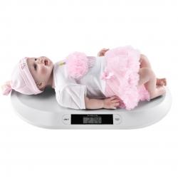 Cantar electronic bebelusi Babywaage, 55 x 33 x 2,7 cm, 10-20 Kg,
