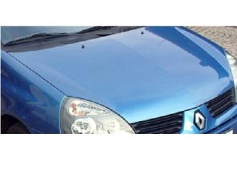 Capota motor Renault Clio II 04 - 09 vopsita albastru Produs Nou
