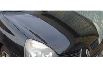 Capota motor Renault Clio II 04 - 09 vopsita negru Produs Nou