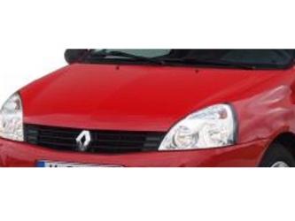 Capota motor Renault Clio II 04 - 09 vopsita rosu Produs Nou
