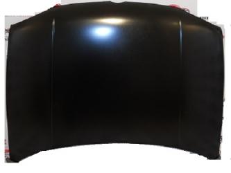 Capota motor VW Golf IV 97 - 03 vopsita negru