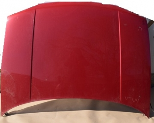 Capota motor VW Golf IV 97 - 03 vopsita rosu