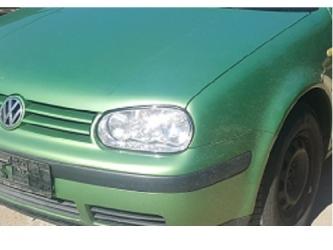 Capota motor VW Golf IV 97 - 03 vopsita verde