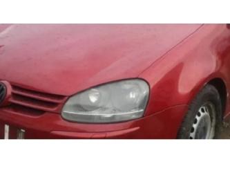 Capota motor VW Golf V Variant vopsita rosu Produs Nou