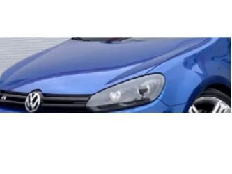 Capota motor VW Golf VI 08 - 12 vopsita albastru Produs NOU