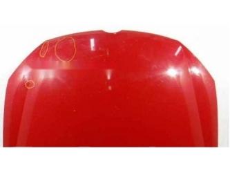 Capota motor VW Golf VI 08 - 12 vopsita rosu Produs NOU
