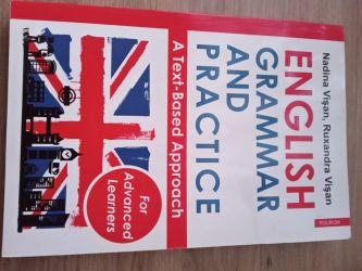 Carte nouă English Grammar & Practice de N. Vișan R. Vișan