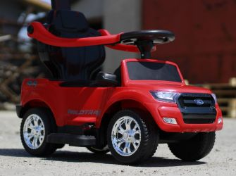Carucior electric pentru copii 3 in 1 Ford Ranger 25W 6V