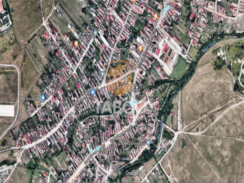 Casa 5 camere si 834 mp teren de vanzare in Sibiu cartierul Turnisor-1