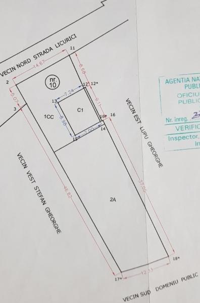 Casa cu teren de vanzare Ovidiu 720 mp-11