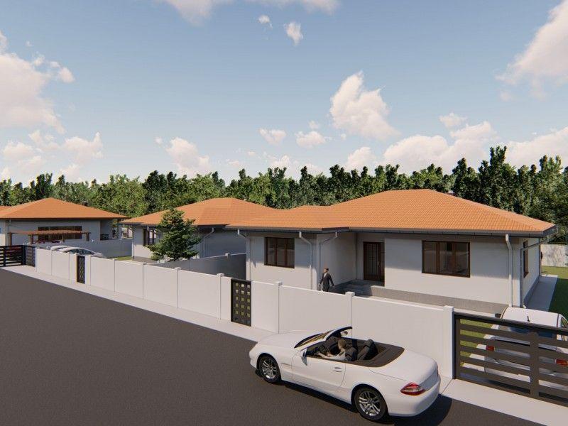 Casa de vanzare, 3 camere   Breazu -11