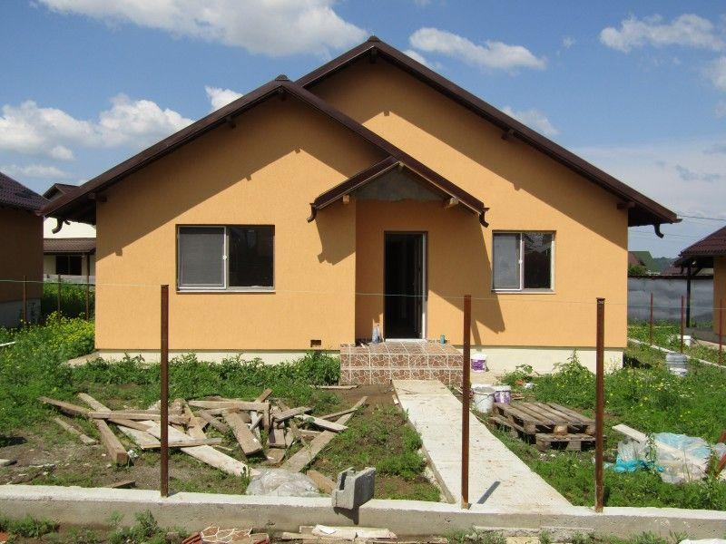 Casa de vanzare, 3 camere   Horpaz -1