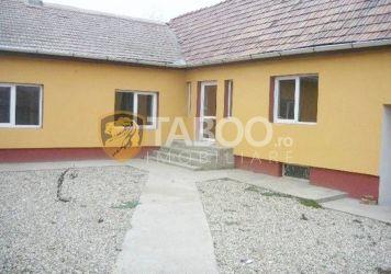 Casa de vanzare cu 4 camere in Sebes 600 mp teren judetul Alba