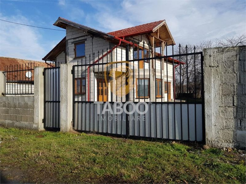 Casa de vanzare in Sebes judetul Alba 200 mp suprafata utila-1