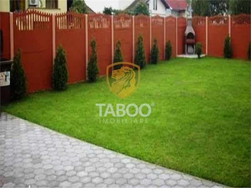 Casa individuala 5 camere teren 450 mp de vanzare in Parcul Sub Arini-1