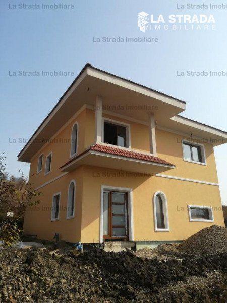 Casa individuala de vanzare finisata, mobilata, str. Bicaz, Borhanci-1