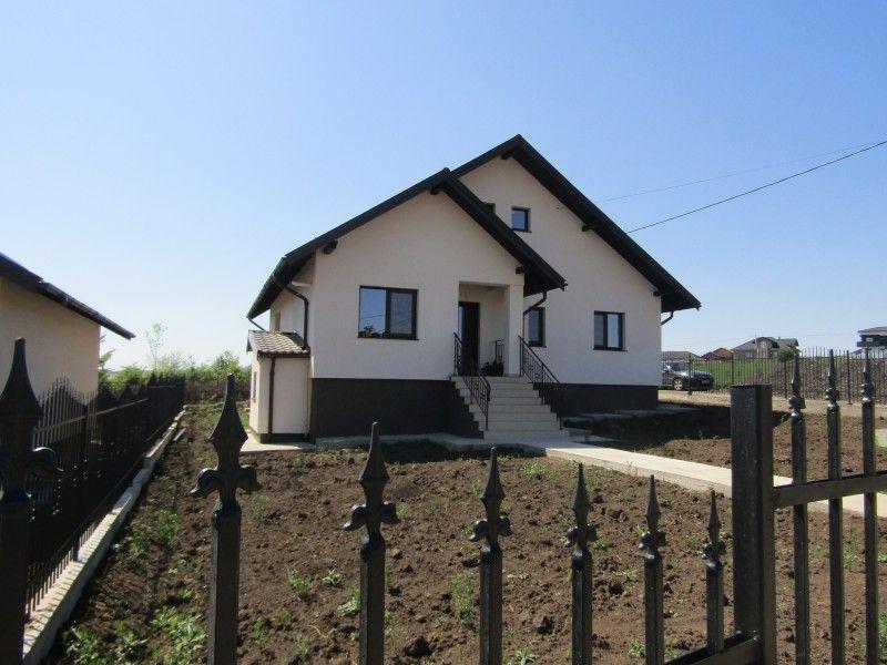 Casa nou de vanzare, 4 camere   Valea Adanca -1