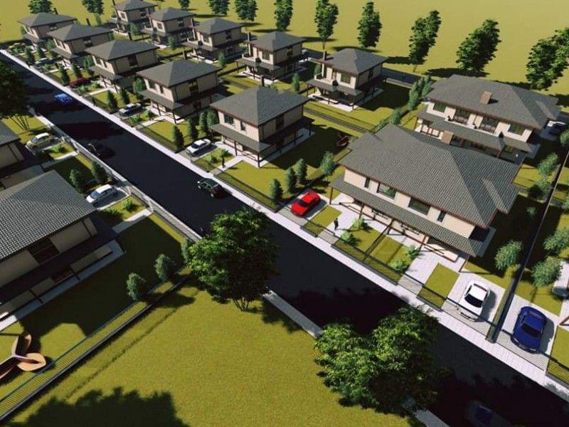 Casa nou de vanzare, 5 camere   Bucium -2