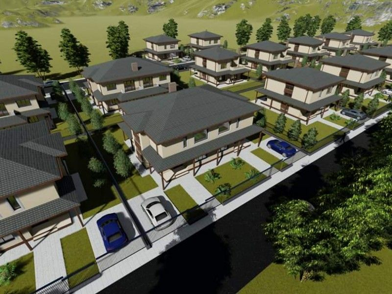 Casa nou de vanzare, 5 camere   Bucium -3