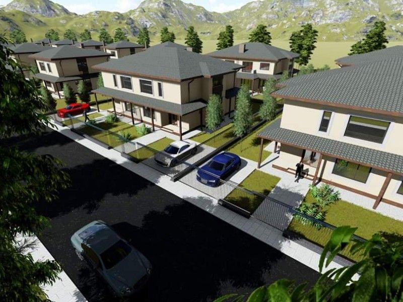 Casa nou de vanzare, 5 camere   Bucium -4