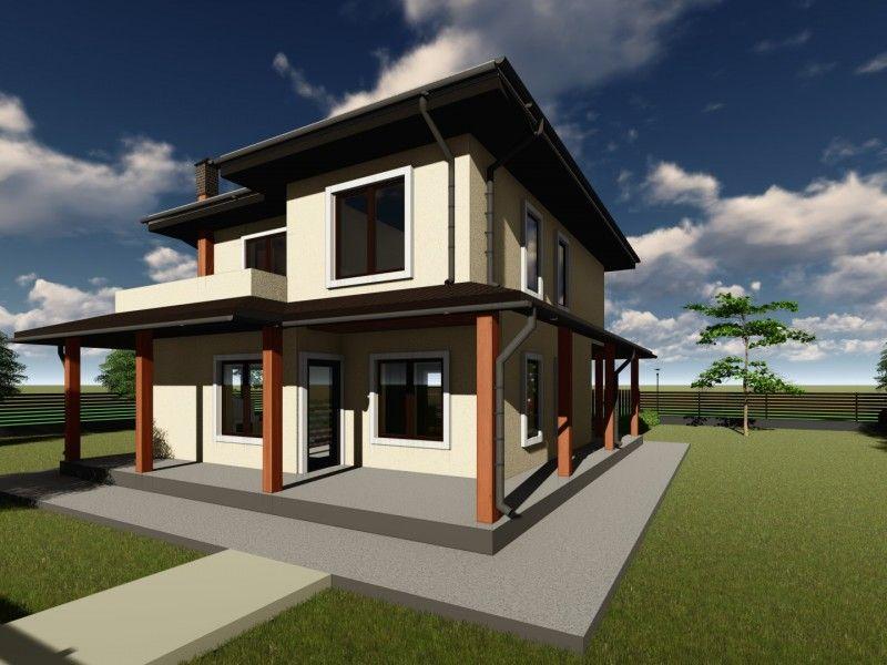 Casa nou de vanzare, 5 camere   Bucium -5