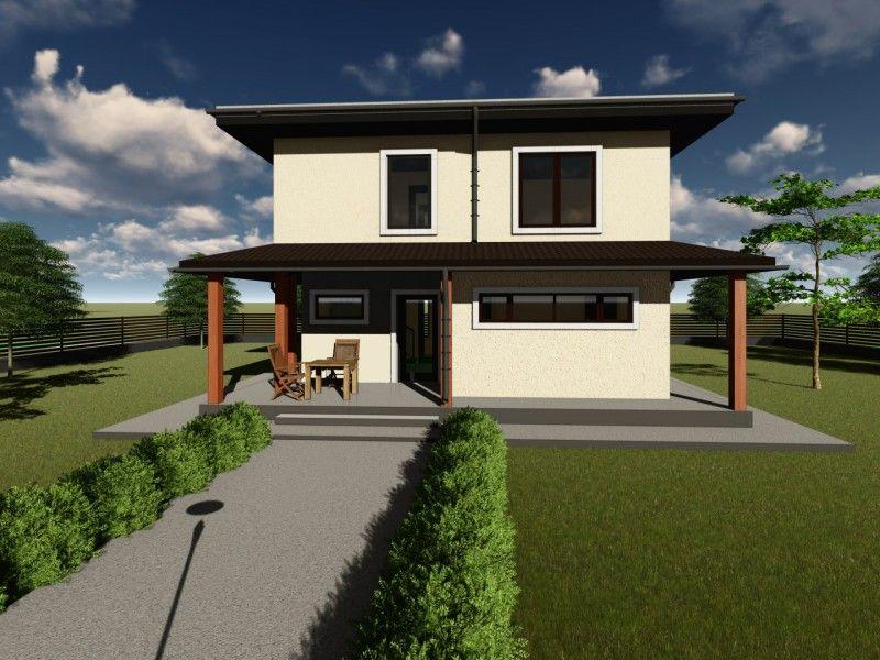 Casa nou de vanzare, 5 camere   Bucium -6