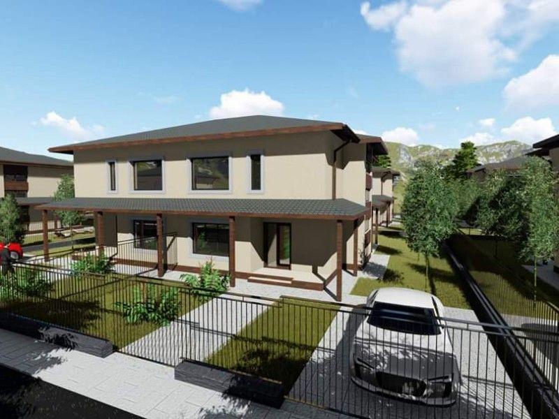 Casa nou de vanzare, 5 camere   Bucium -7