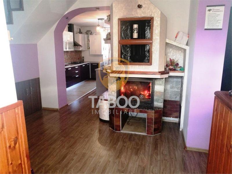 Casa singur in curte cu 4 camere de vanzare in Sibiu zona Piata Cluj-1