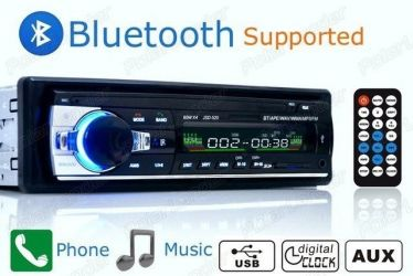 Casetofon auto Radio MP3 Player Auto cu Bluetooth
