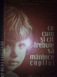 Ce, cum si cit trebuie sa manance copilul, Dr. Andreescu