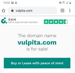 Cedez domenii web vulpita.com vulpite.ro vulpite.com
