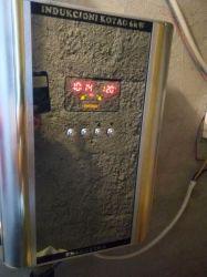 Centrala electrica cu inducție electromagnetică 6KW