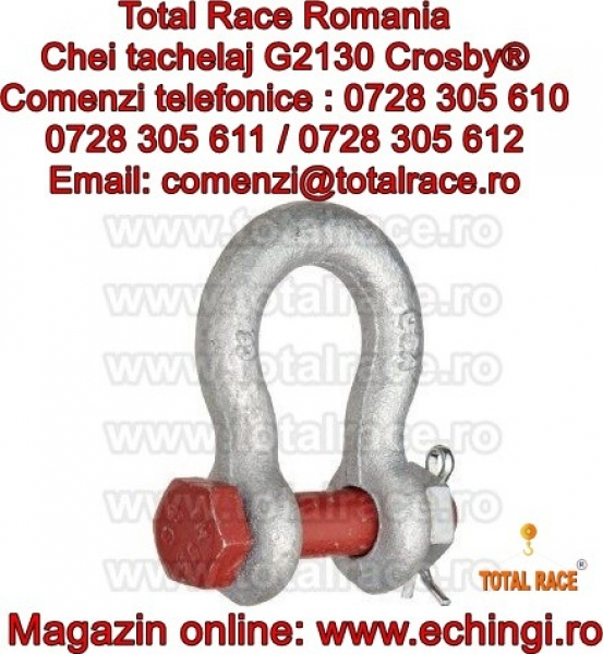 Chei tachelaj G2130, echipamente de ridicat Crosby-3