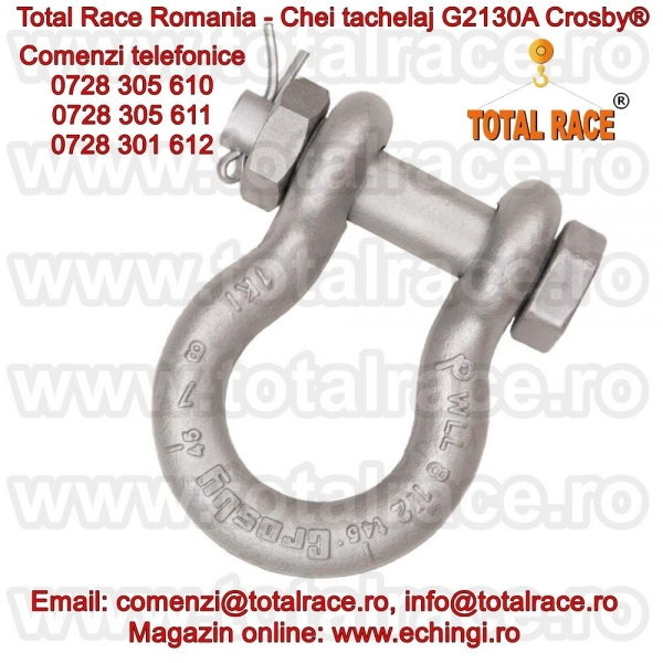 Cheie tachelaj omega de inalta rezistenta forjata G2130A Crosby-1